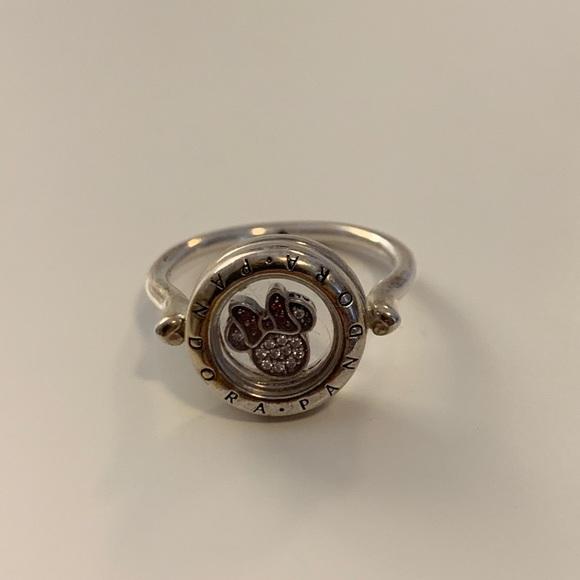 Pandora Floating Locket Ring